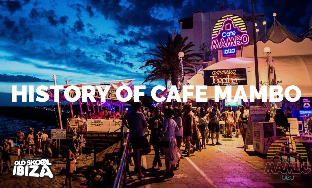History of Cafe Mambo